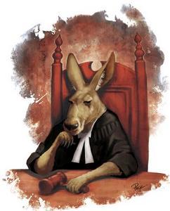 Kangaroo Court - TV Tropes